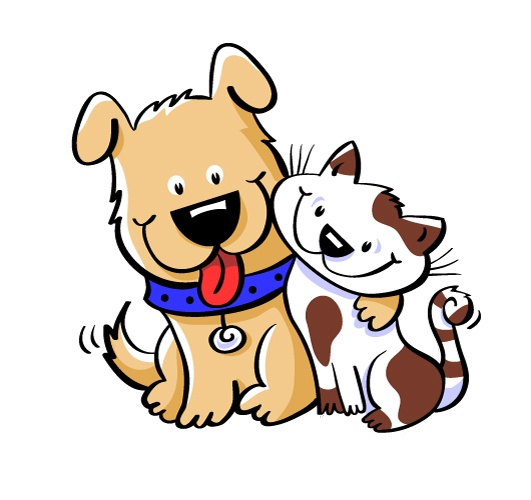 dogs and cats clipart 120 best cats dogs images on pinterest animals model coloring pages